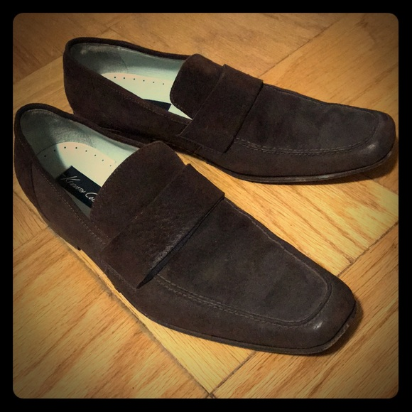 Kenneth Cole Other - Kenneth Cole Brown Loafers
